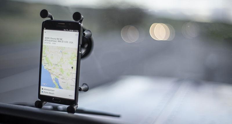 На стартовом этапе работа приложения Freight ограничена территорией США (фото: Uber)