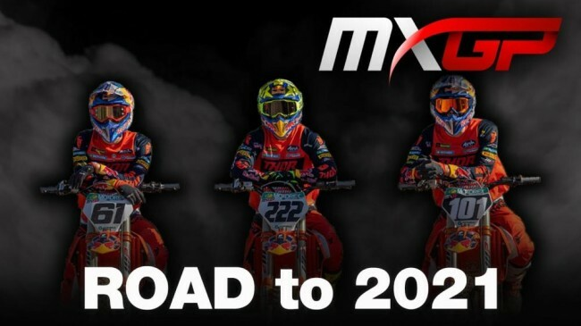 MXGP 2021: «Дорога к Чемпионату» – Эпизод 5