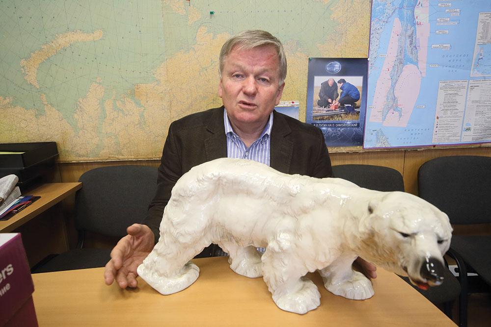 Александр Данилов: «Арктика приносит России очень много денег».