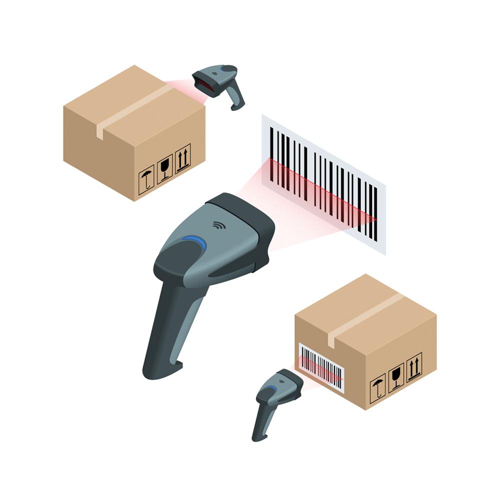 Озвучивание результатов сканирования штрих-кода доставок