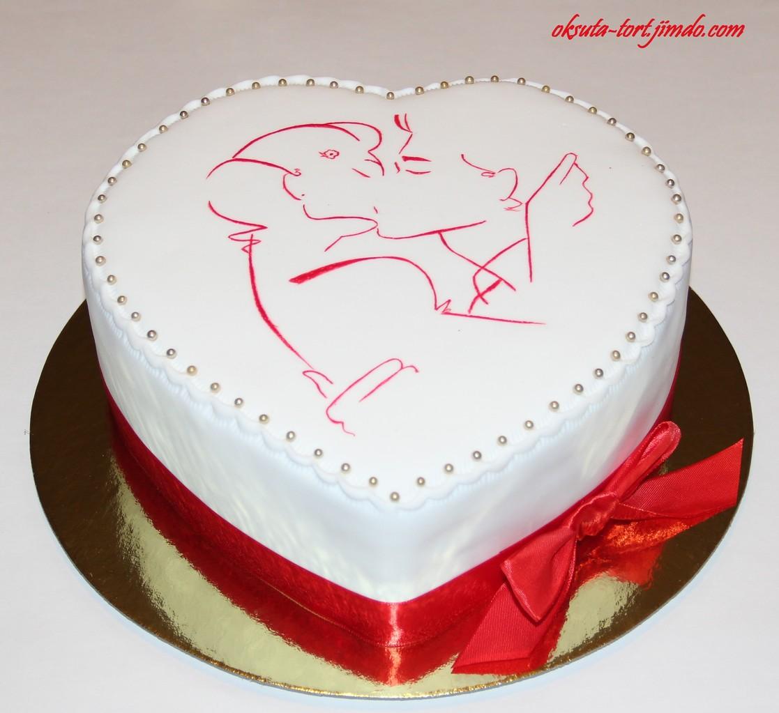Картинки торт для любимой