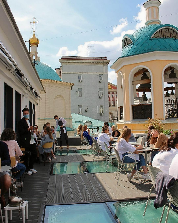 Ресторан КМ20, Москва