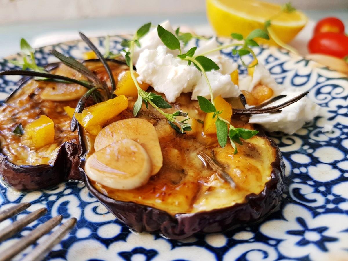 Маринованные баклажаны. Фото рецепт. Блог Вкусный Израиль.