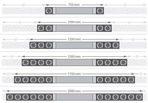 Приточно-вытяжная вентиляционная установка  Endura Twist