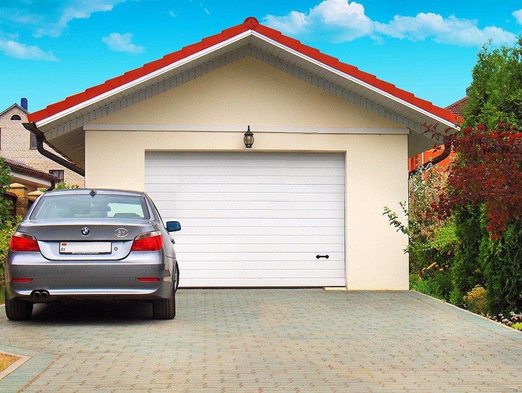 Как построить гараж за неделю?