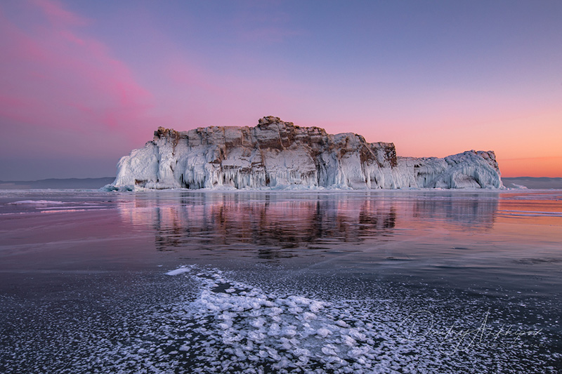The tour on Baikal Lake for photographers