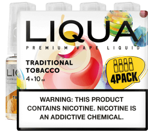Liqua e liquid 4Pack