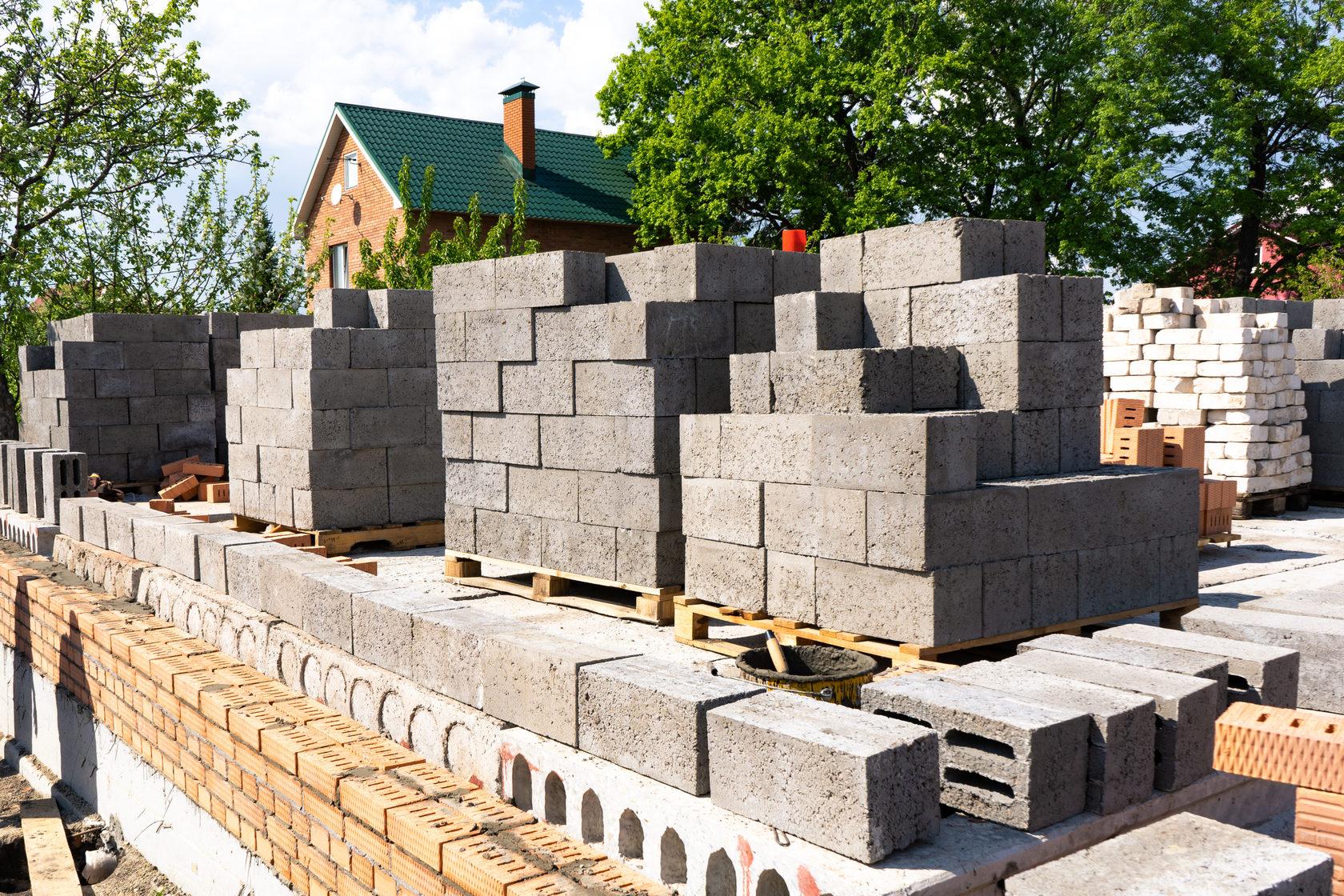 производство керамзитовых блоков