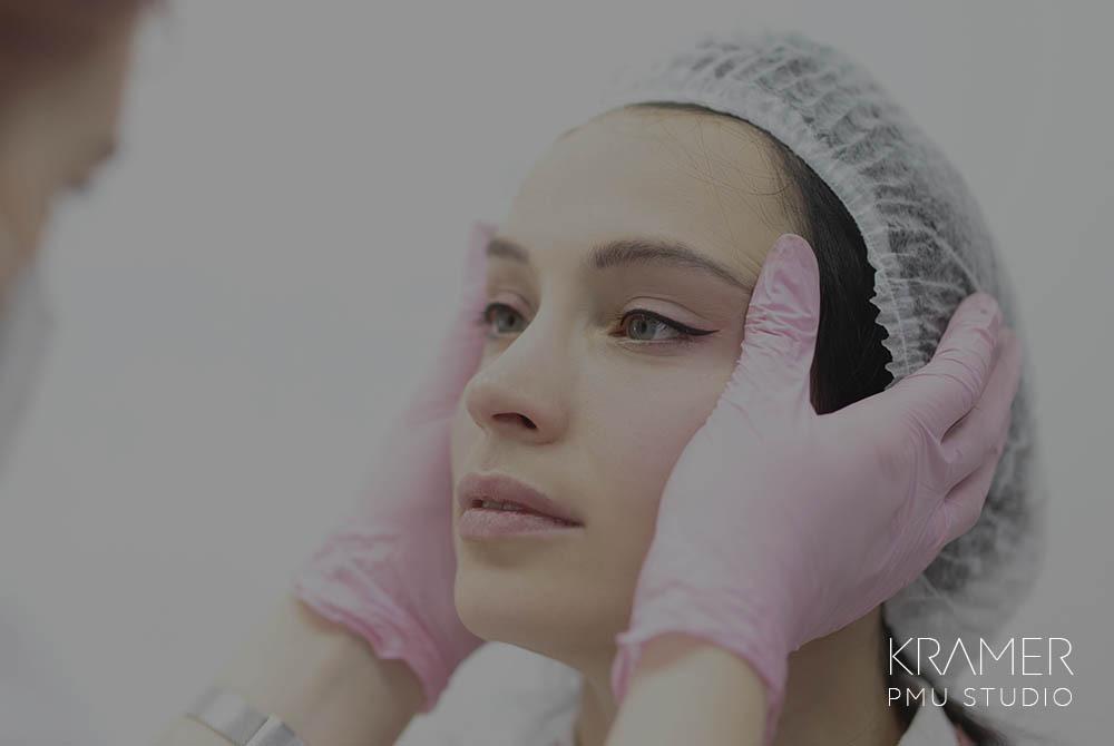 Нужно ли снимать наращенные ресницы перед татуажем глаз ❤️ KRAMER PMU STUDIO