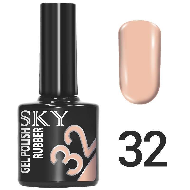 Sky gel №32
