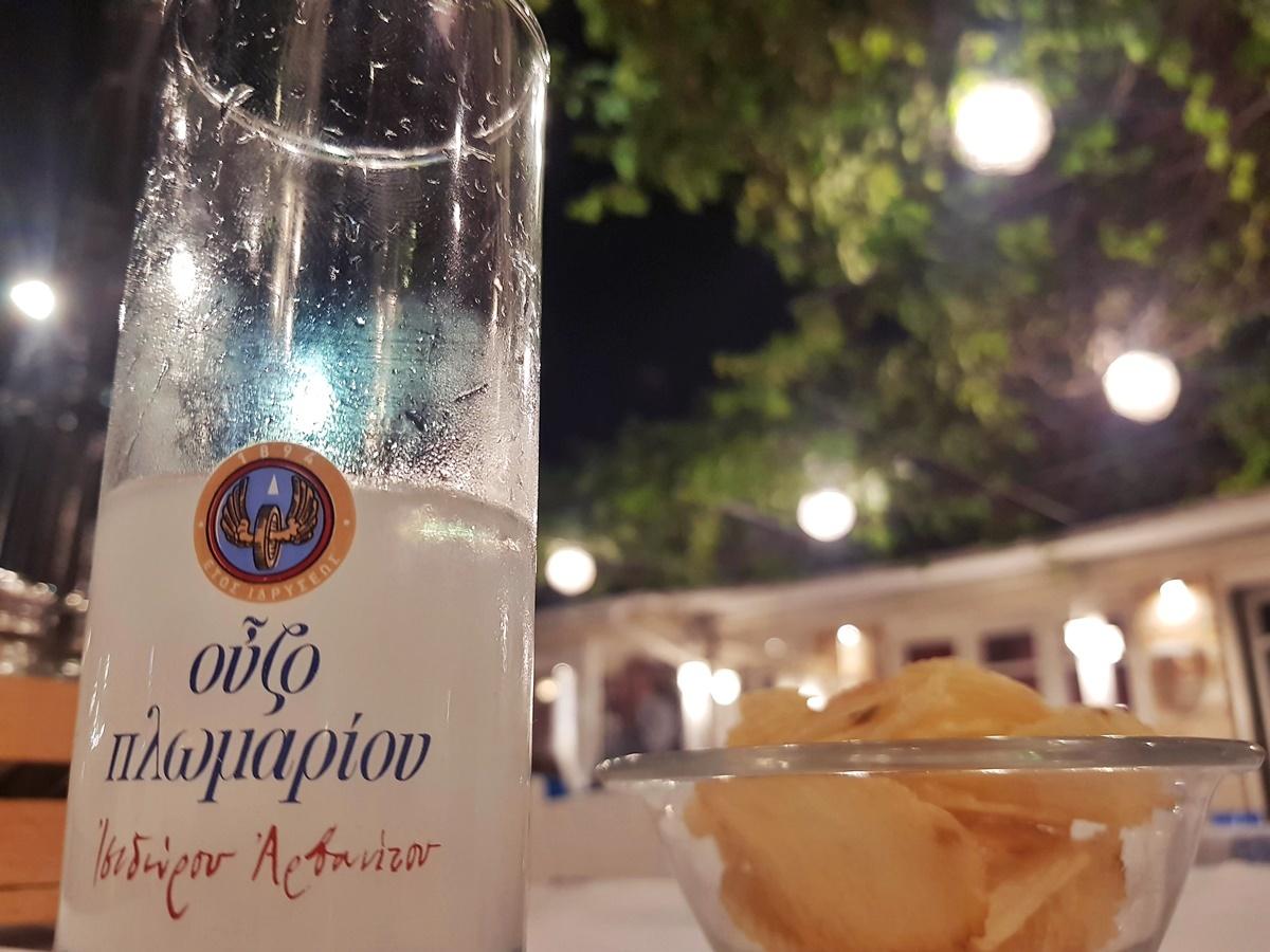 Узо, Греция. Что это такое и что такое Арак?