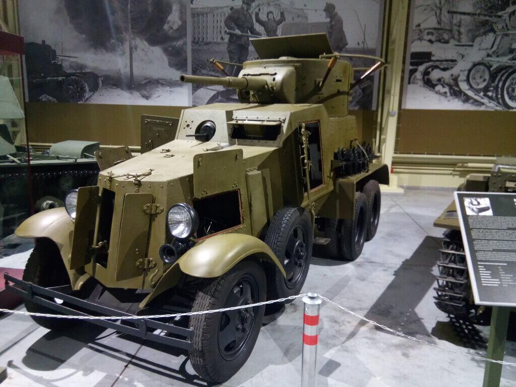Музей отечественной военной истории Истра