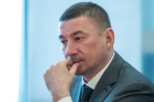 Иван Громов, глава администрации Петроградского района