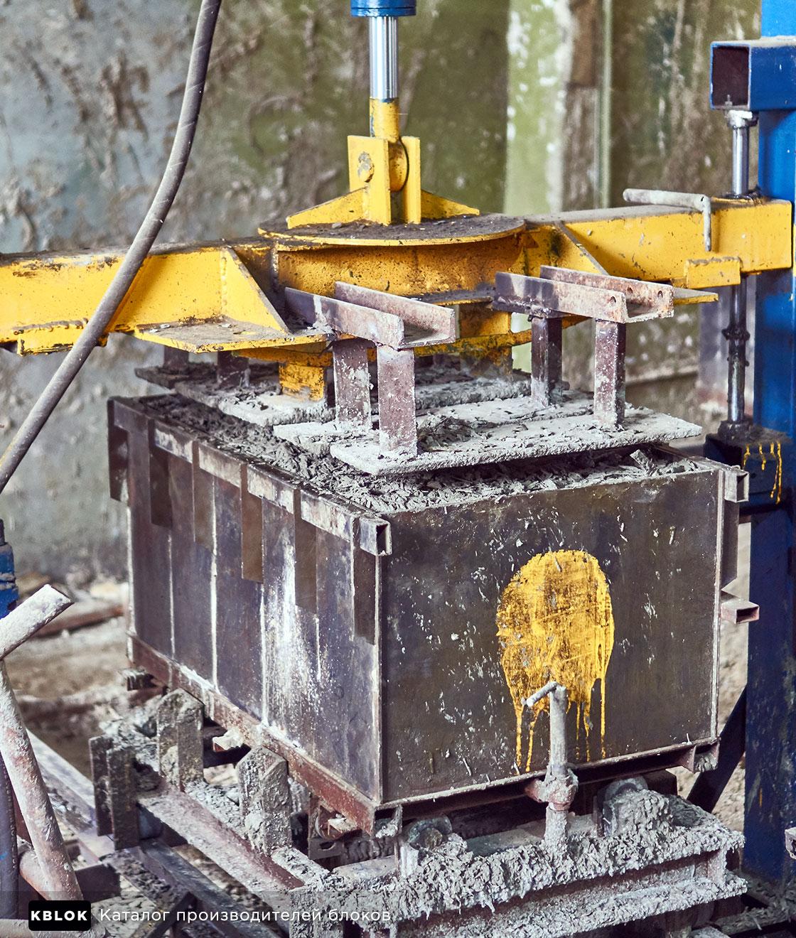 Производство арболитовых блоков в Нижегородской области
