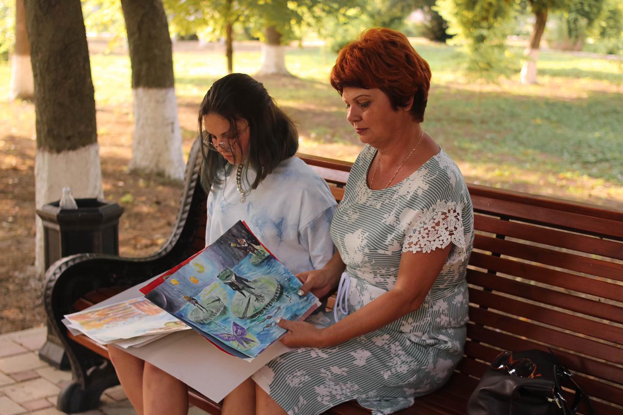Краснодар: «Она ждала с нетерпением этот протез. В глазах ее было очень много счастья»