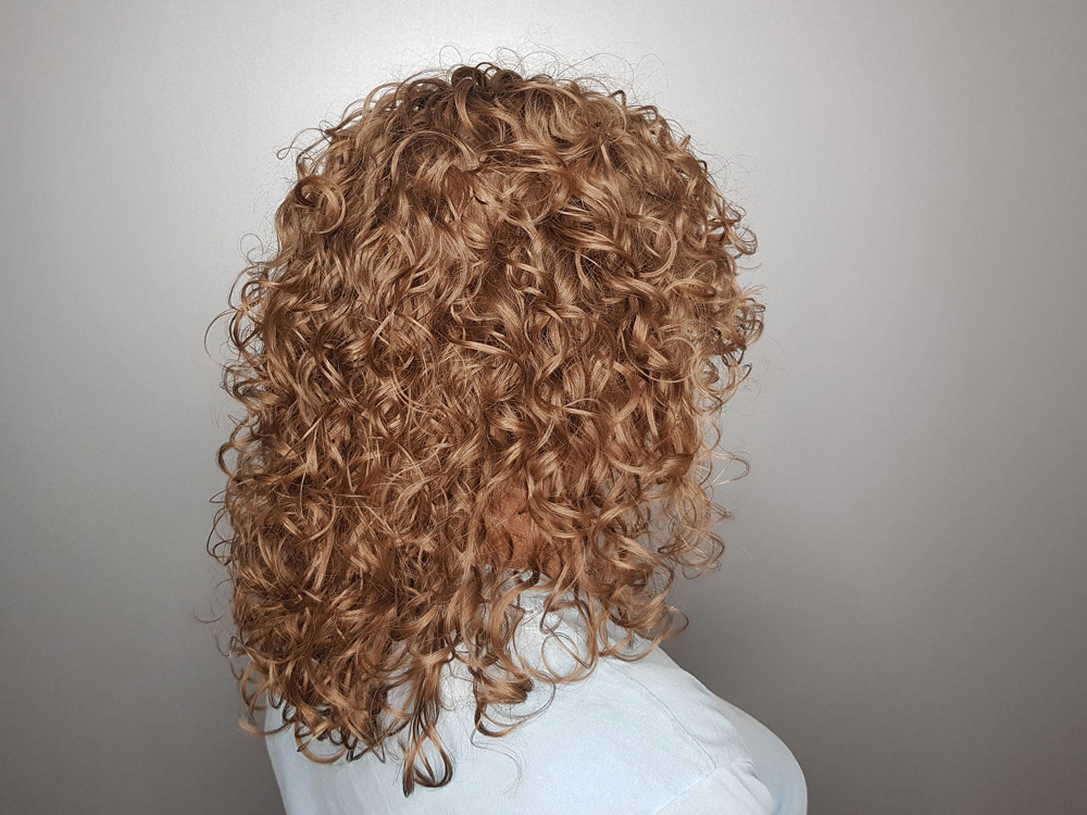 вертикальная химия волос картинки его