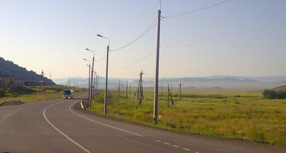 В 2016 году 89% федеральной трассы «Енисей» было приведено в нормативное состояние (фото: Oschtan/Wikipedia)
