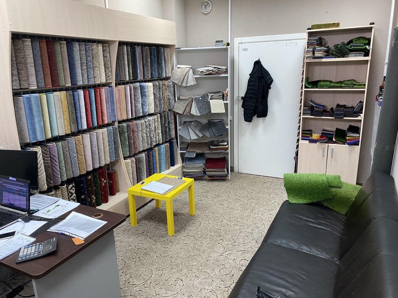 интернет-магазин ковровых покрытий kovroff.by