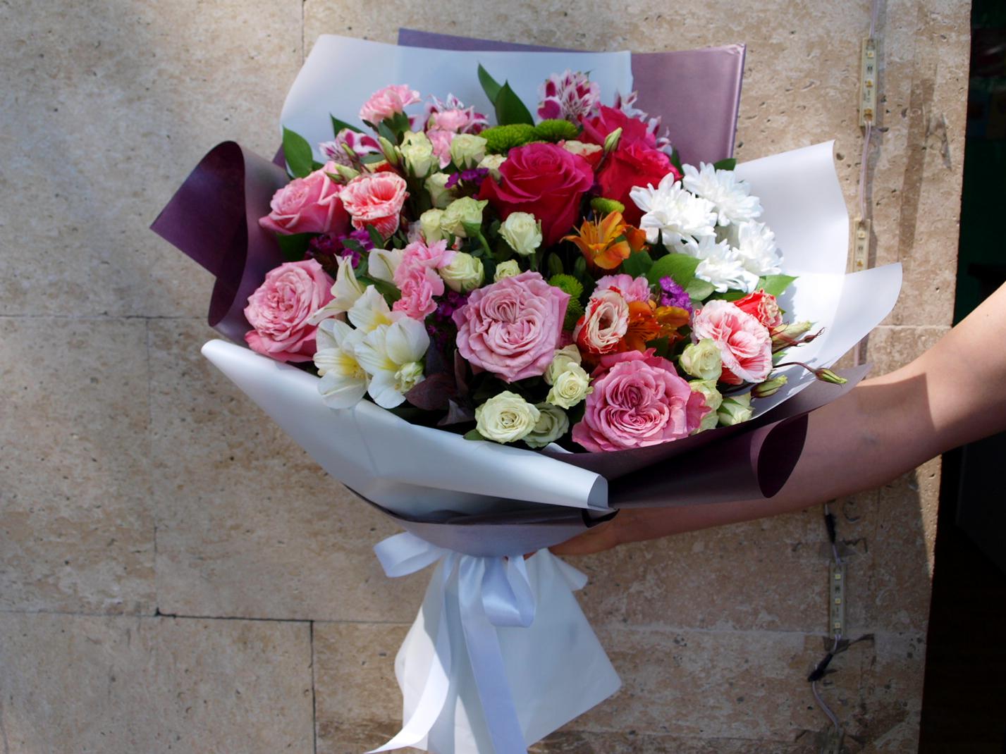 Букетов, доставка цветы алматы