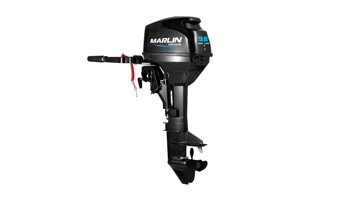 Marlin MP 9.8 AMHS 9.8 л.с.