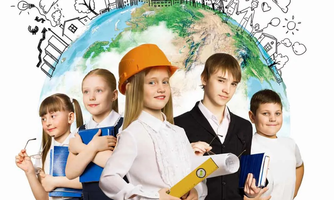 Картинка по профориентации для старшеклассников