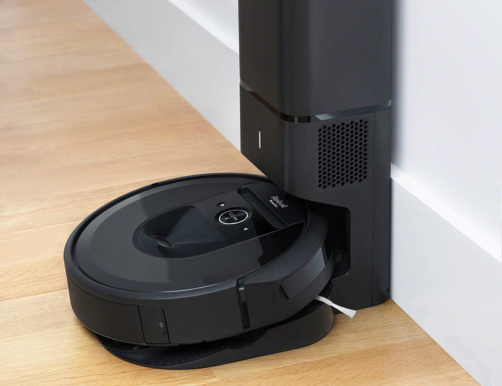Roomba I7 Hacks