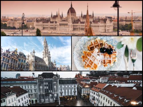 Брюссель и Будапешт в ноябре