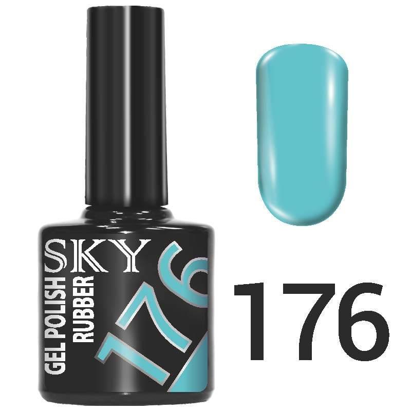 Sky gel №176
