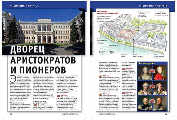 Аничков дворец. История