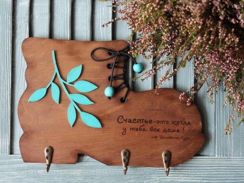 Изготовление на продажу предметов интерьера – поделок из дерева