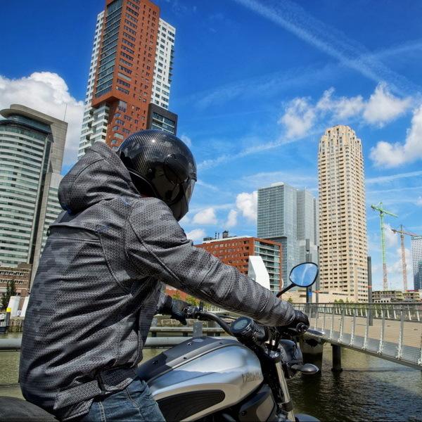 Легкая мотокуртка Macna