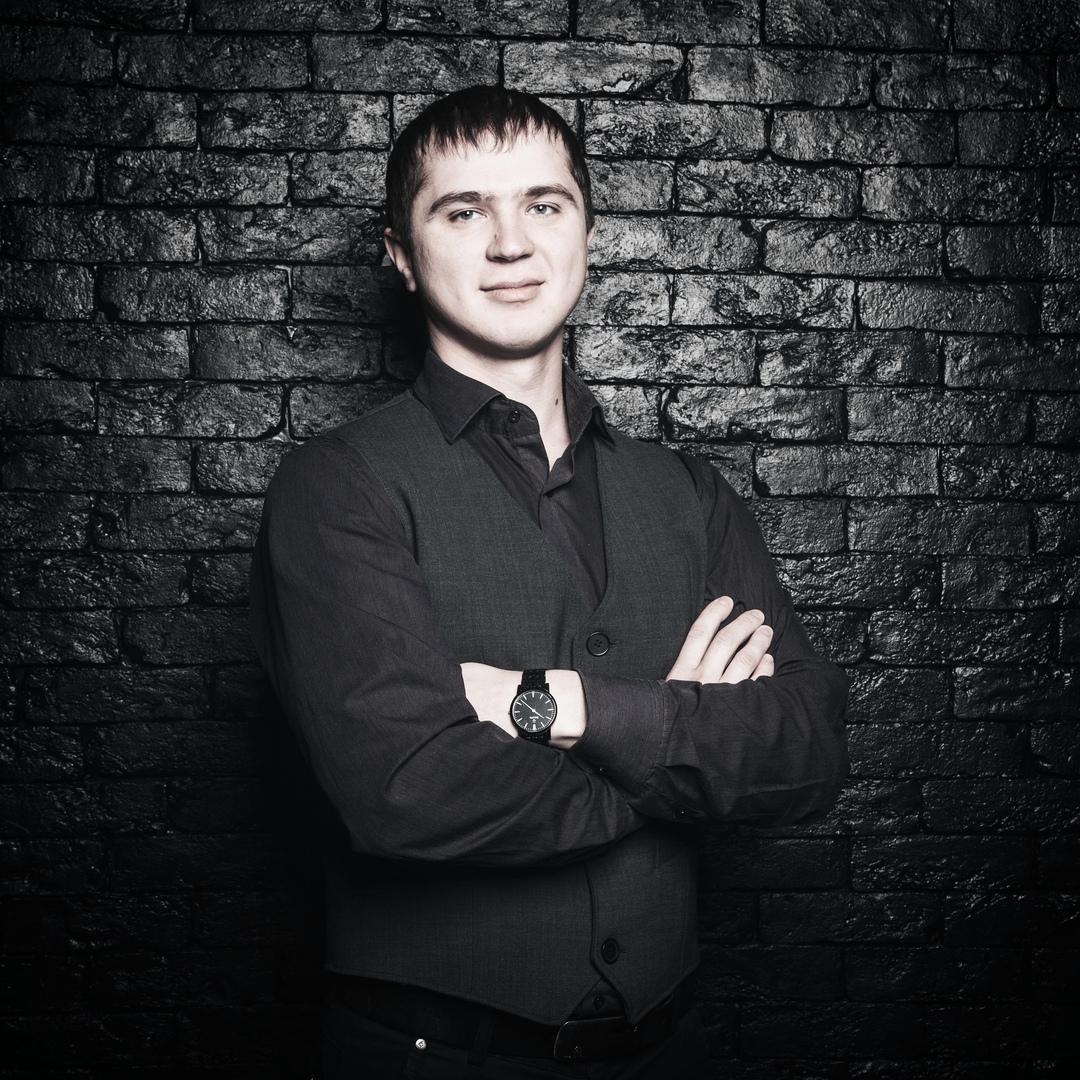 Фотограф Юрий Сасин
