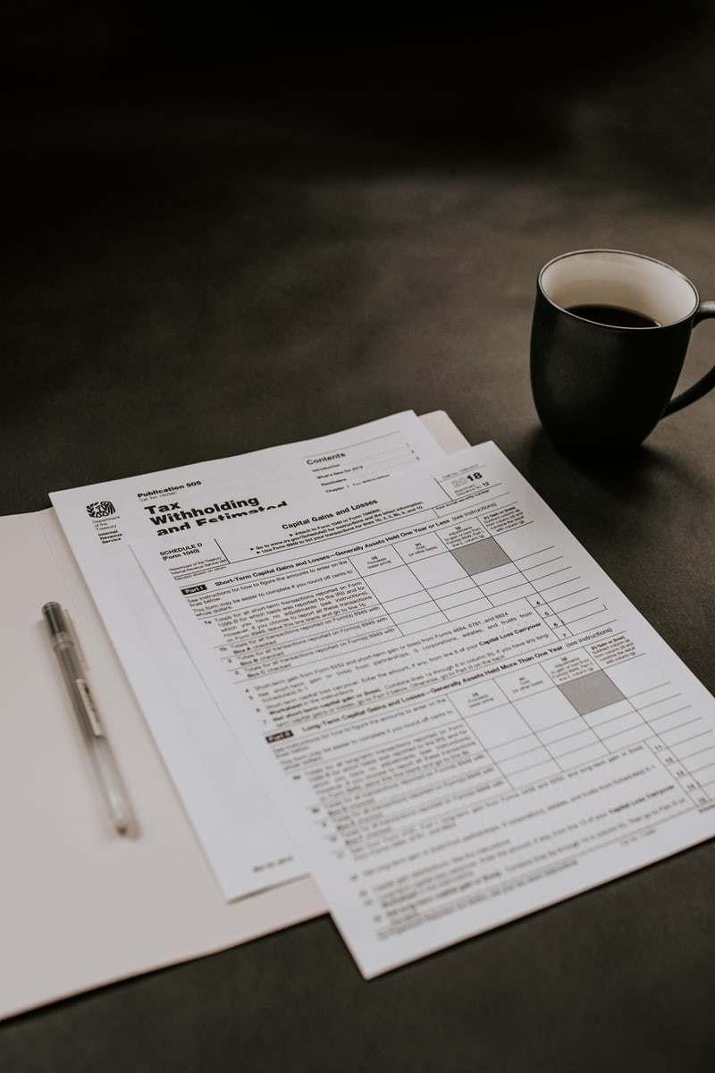 IRS base de incidência