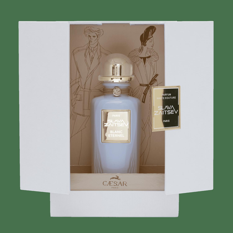 Коробка духов Слава Зайцев Blanc eternel