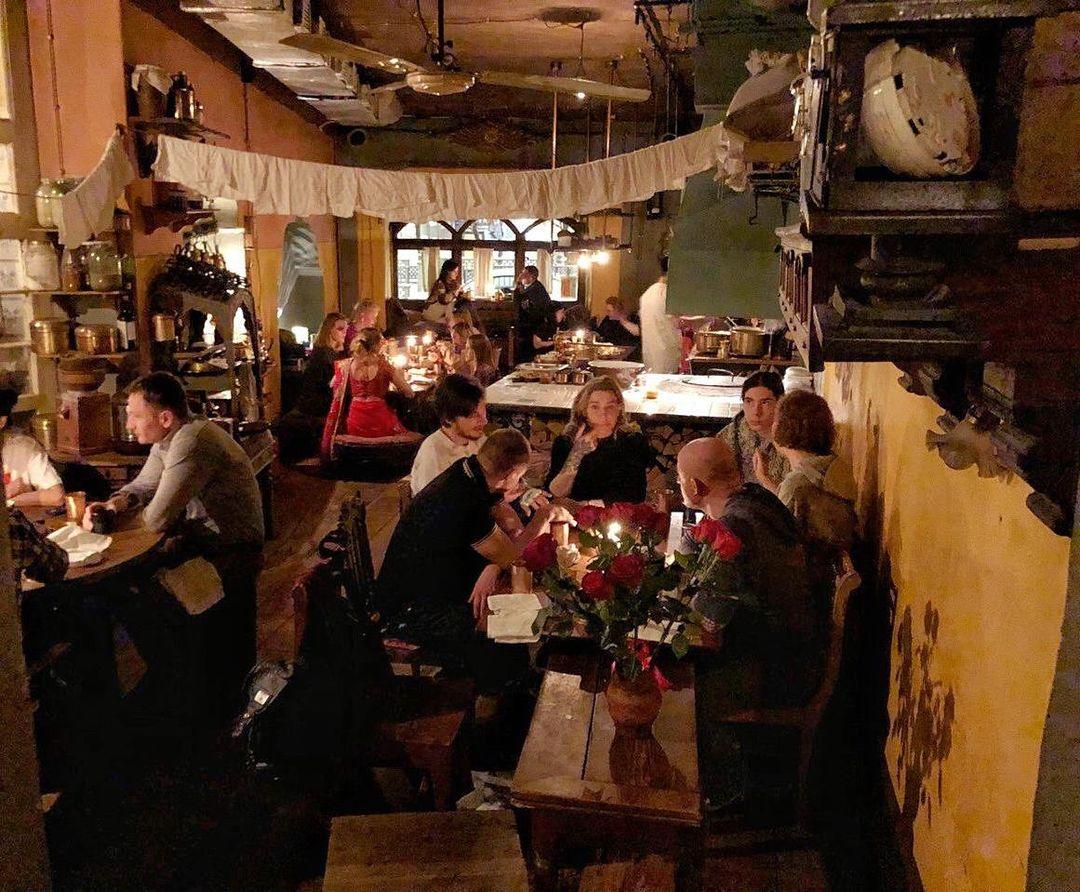 Ресторан Москва-Дели, Москва