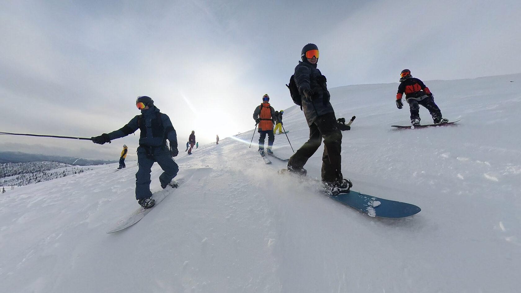 горнолыжный тур в шерегеш из Тюмени