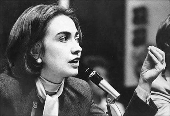 хиллари клинтон фото молодой