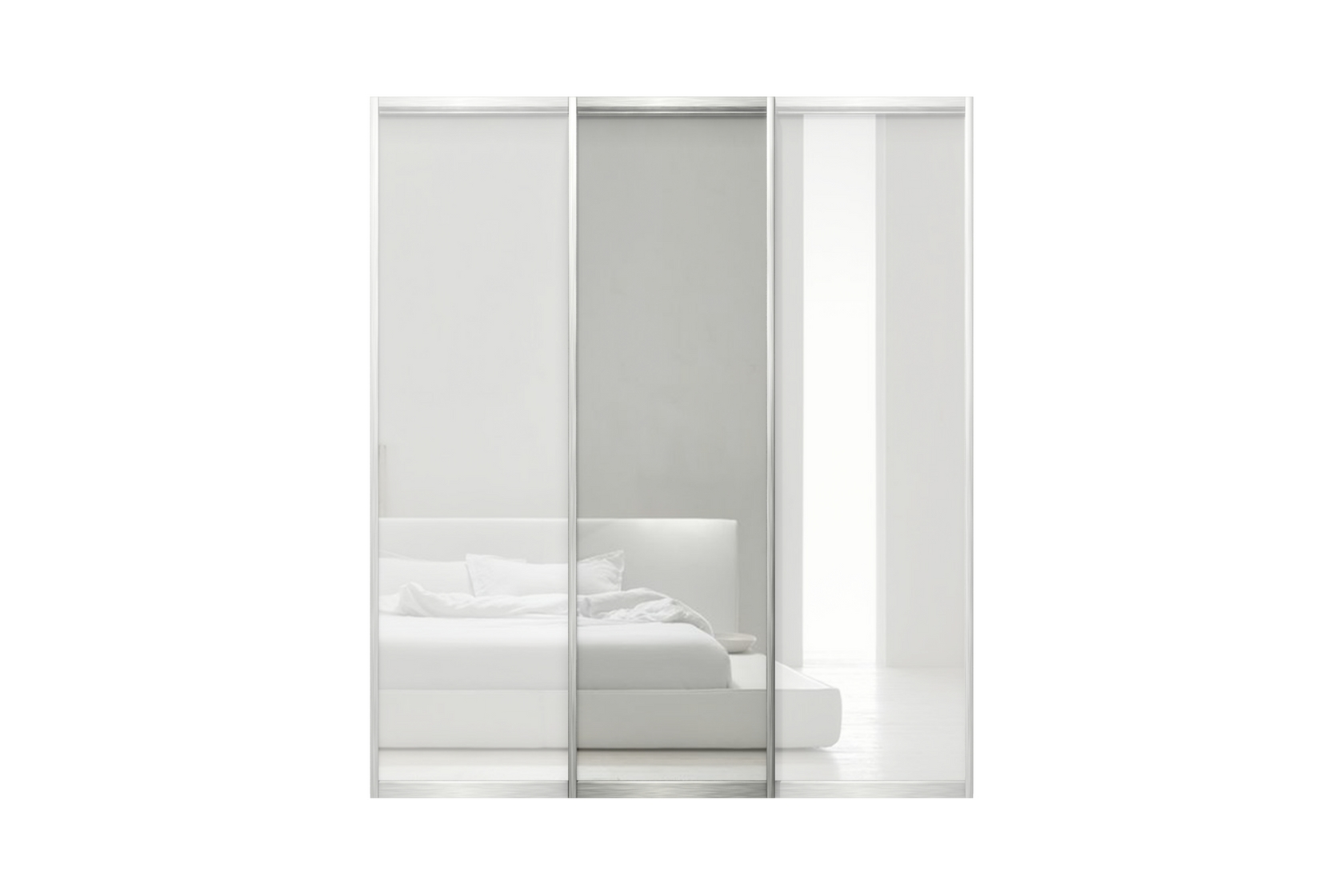 Interior Mirror Sliding Door 48 x 80\