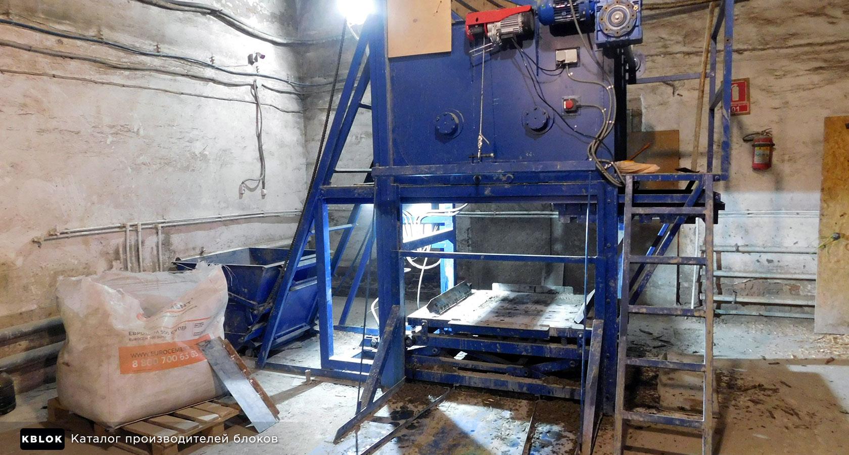 производство арболита в Миассе