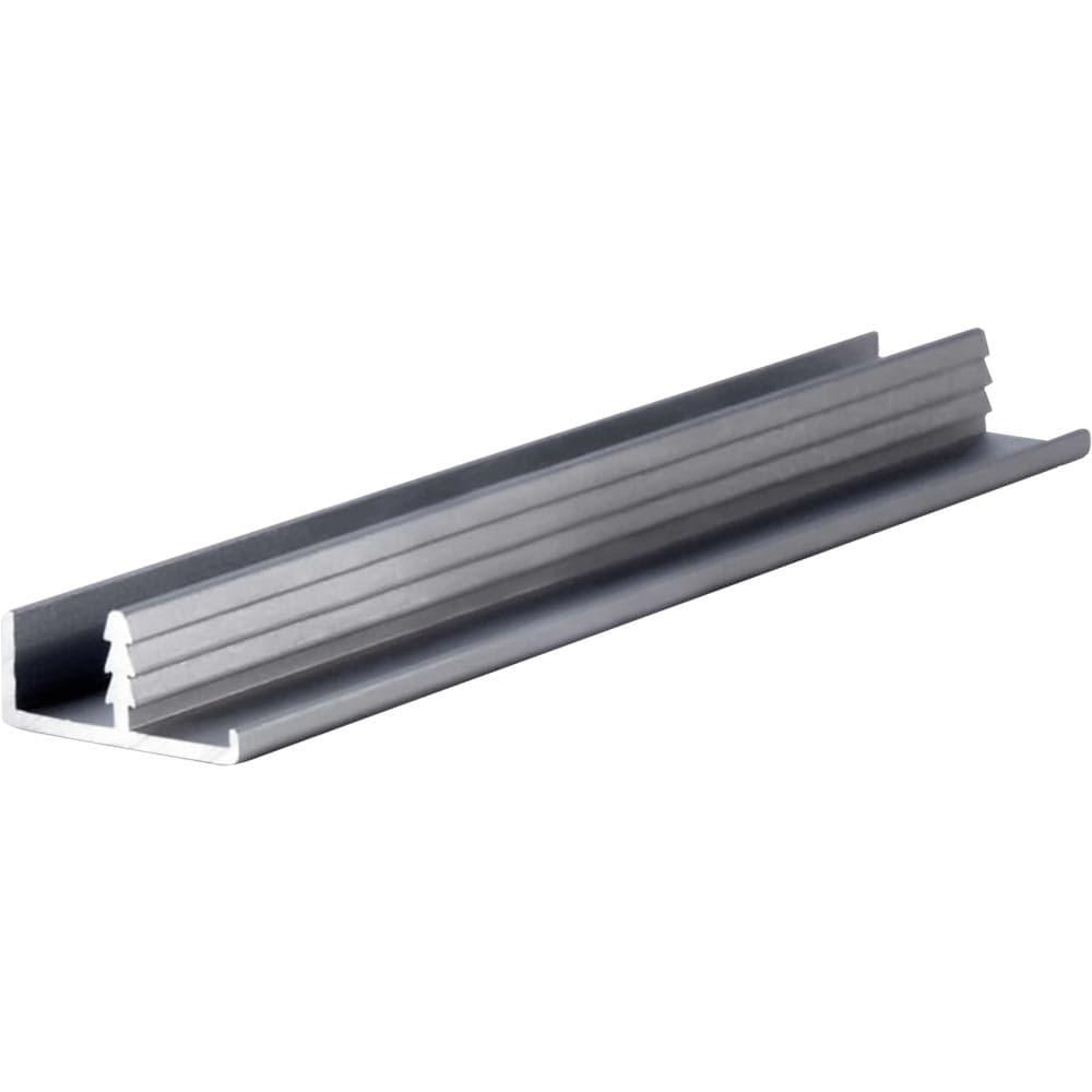 узкий алюминиевый профиль для шкафов купе
