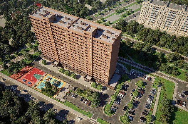 """ЖК """"Студия 45"""" │ Купить квартиру от застройщика"""