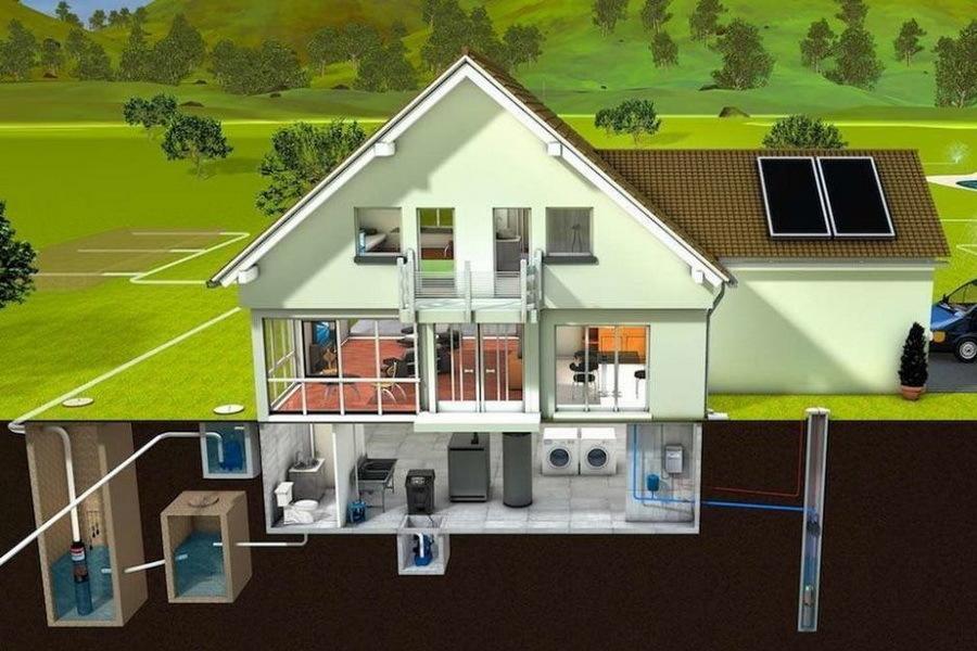 Преимущества установки биосептика для загородного дома