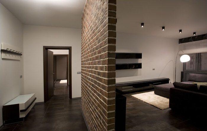 Ремонт стен и установка перегородок