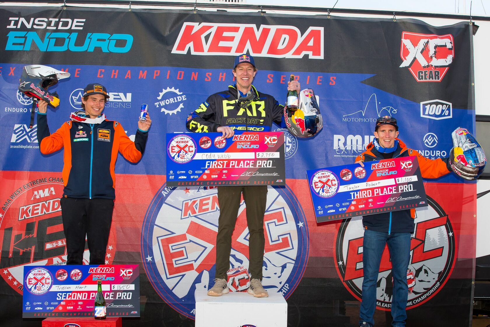 Kenda AMA Extreme Enduro series: Коди Уэбб – победитель первого этапа в Аризоне
