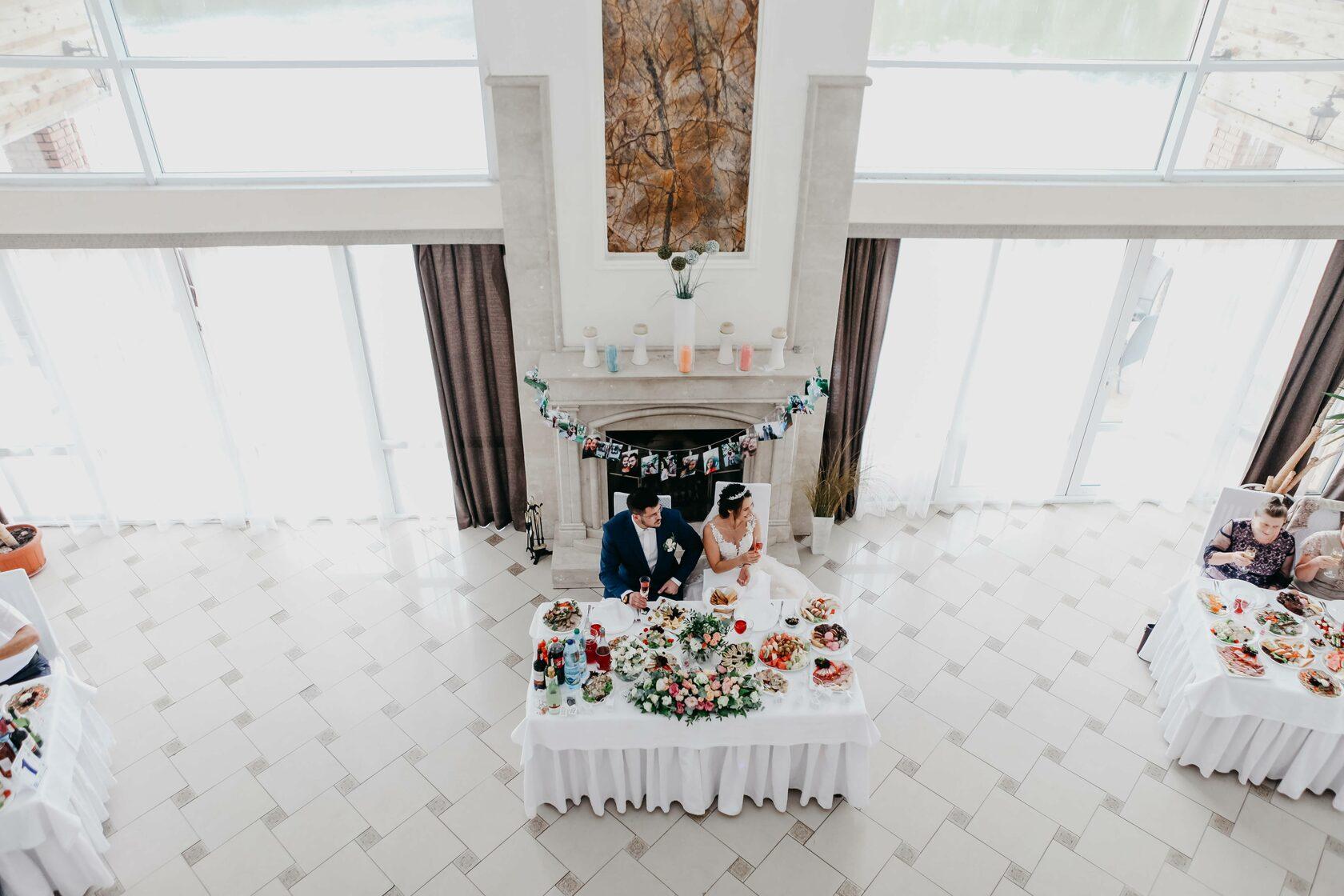 свадебный банкет в ресторане киев