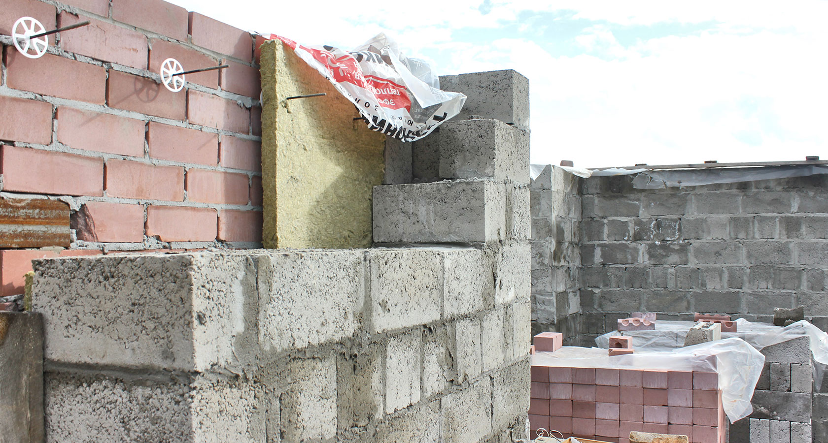 Построить недорого дом из керамзитобетона удельный вес тощий бетон