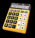 калькулятор займ комнаты