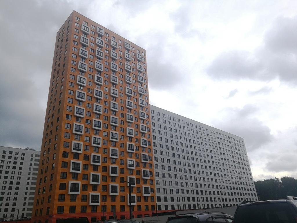 Приемка квартиры в ЖК «Саларьево парк»