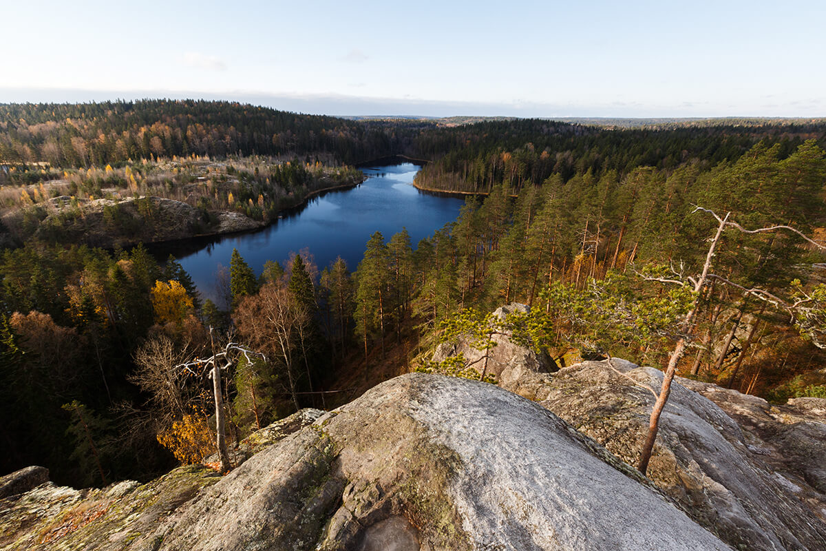озеро Треугольное