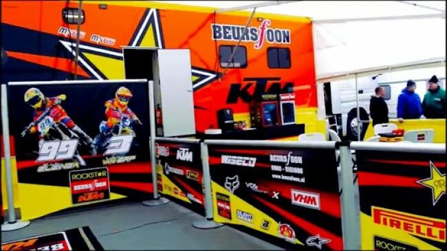 Команда BeursРro KTM MX объявила о закрытии в 2022 году